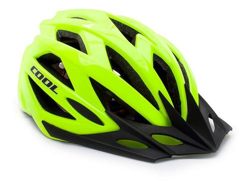 Casco Bicicleta Cool Mt303 Fluo Unisex