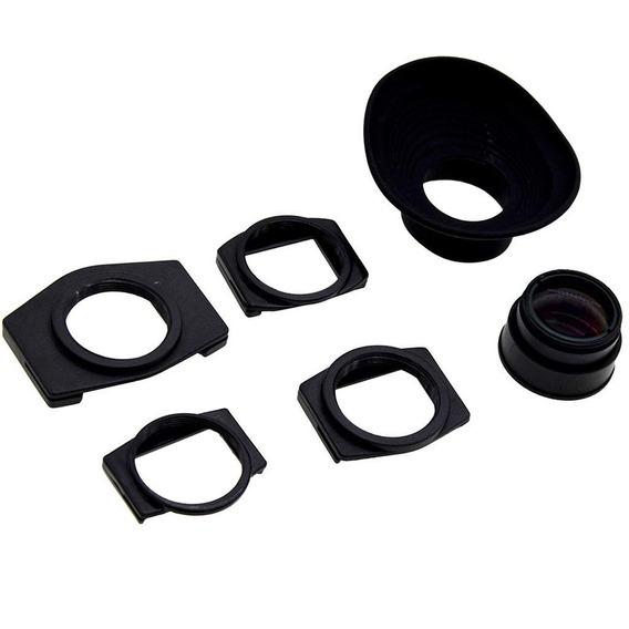 1.08x-1.62x Zoom Ocular Visor Ocular Lupa Para Sony A350