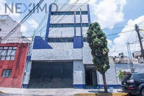 En Venta Edificio De Cinco Plantas En La Ciudad De México