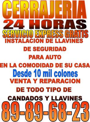 Cerrajeria Escazu 89896823