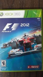 ** Formula 1 2012 Para Tu Xbox 360 **