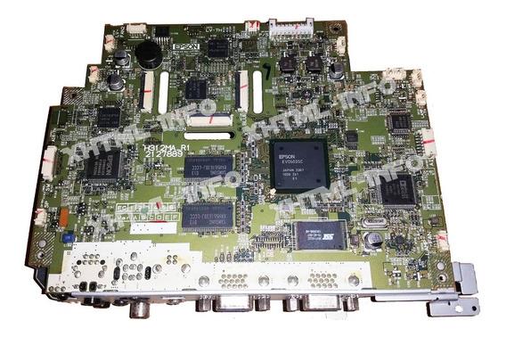 Placa Mãe P/ Projetor Epson S8+ & S10+ H312ma_r1 Original *
