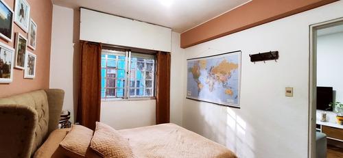 Venta De Apartamento 1 Dormitorio Al Frente En Parque Rodo