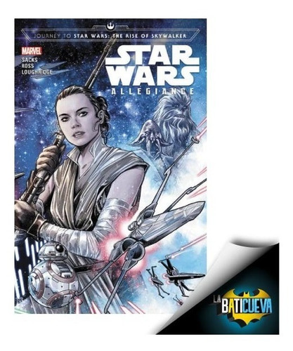 Comic Star Wars Allegiance