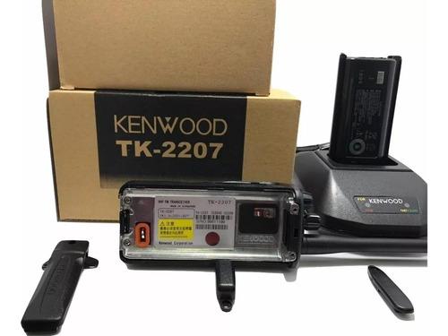 Radio De Comunicación Kemwood Tk-2207- Frecuencia Vhf