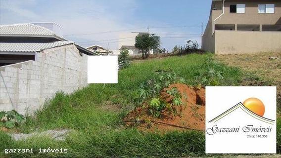 Terreno Para Venda Em Bragança Paulista, Residencial Dos Lagos - G0244