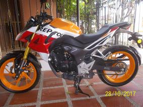 Vendo Honda Cb190r Edicion Repsol