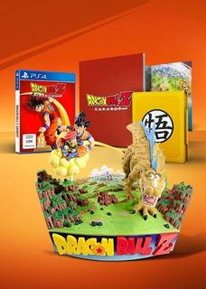 Dragon Ball Z Kakarot Ps4 Edicion Coleccionista Sellado
