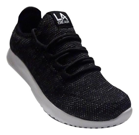 Zapatillas L.a. Gear Mujer Propel Neva (lam-05440) Negro