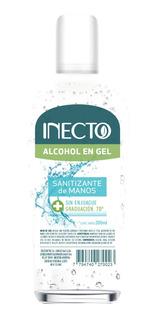 Alcohol En Gel Antibacterial Graduación 70% Inecto