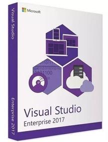 Visual Studio Enterprise 2017 Chave De Ativação Original