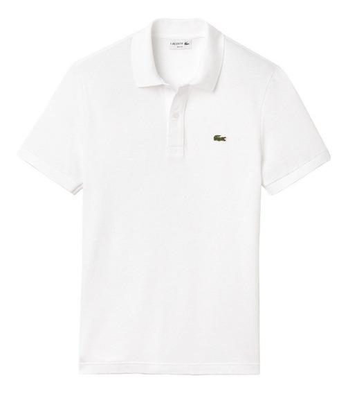 Camisas Masculinas Polo Lacoste Original Regular Fit