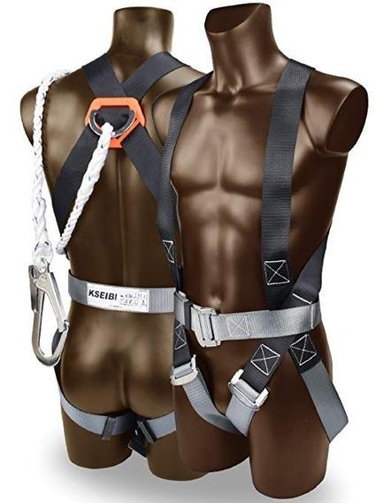 Kseibi 421.020 Seguridad Fall Protection Kit, Arnés De Cuerp