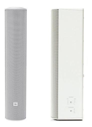 Caixa Jbl Pro Áudio Ctb 50la - 1 (wht) 250w Branca