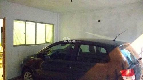Imagem 1 de 13 de Casa Térrea Para Venda  Em Mauá  -   Vila Magini  -  R$ 245.000,00 - 991