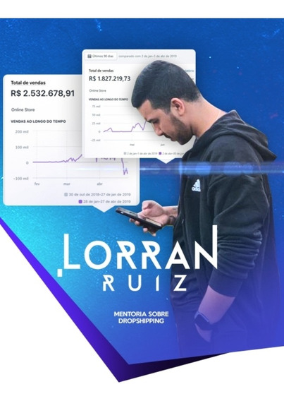 Mentoria Lorran Ruiz Dropshipping + Close Friends