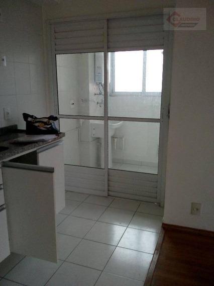 Apartamento Residencial Para Locação, Vila Antonieta, São Paulo. - Ap1849