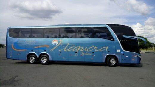 Ônibus Mercedes-bens O500/marcolopo Ld G7