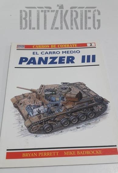 Livro Panzer Iii Segunda Guerra Ww2 Tanque Militar