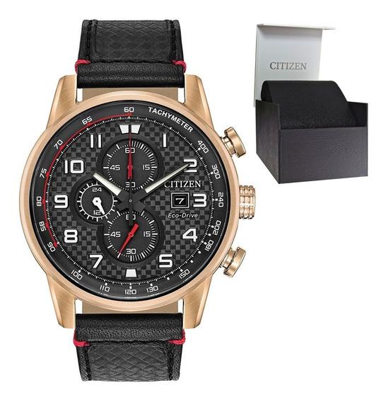 Reloj Hombre Citizen Ca0683-08e Racing Chrono Ecodrive