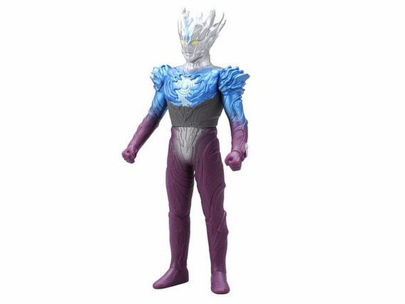 Boneco Ultra Hero 500 Series #25 Ultraman Saga Bandai