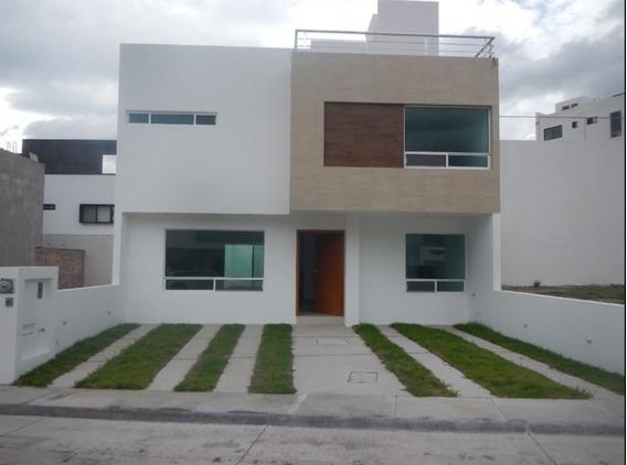 Casa En Renta, Milenio Iii Querétaro