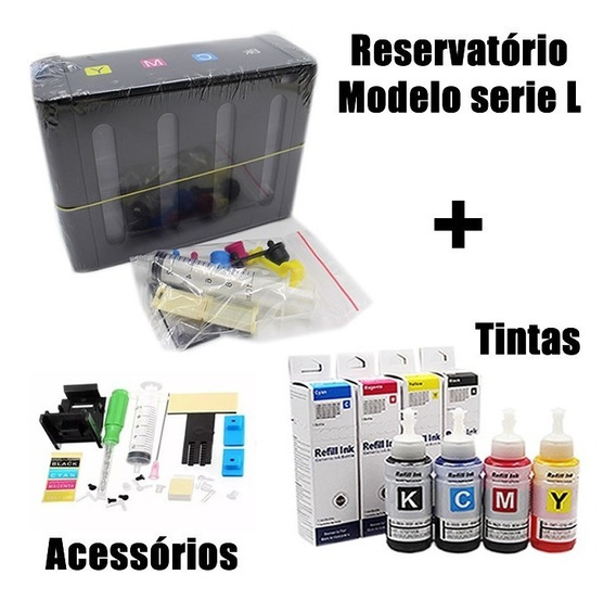 Bulk Ink Elegance Canon E-481 400mls De Tintas