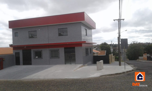 Imagem 1 de 6 de Sala Para Alugar Em Órfãs - 1025-l