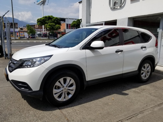 Honda Cr-v City Plus 4x2 Motor 2.4 2.014 Blanco Taffeta