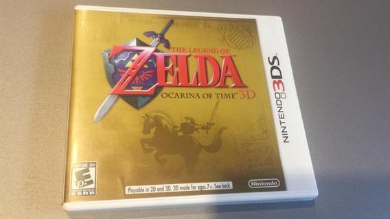 The Legend Of Zelda Ocarina Of Time Nintendo 3ds Usado