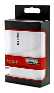 Soshine® 7800mah Dual Usb Charing Port Smart Power Bank Para