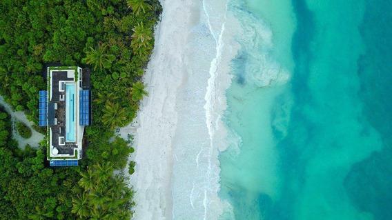 Casa En Renta Vacacional Tulum En La Playa