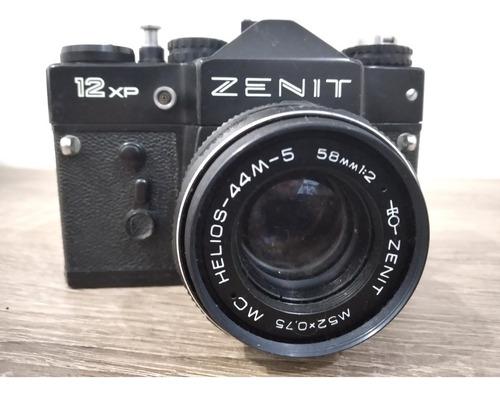 Câmera Fotográfica Analógica Zenit 12xp - Made In Urss
