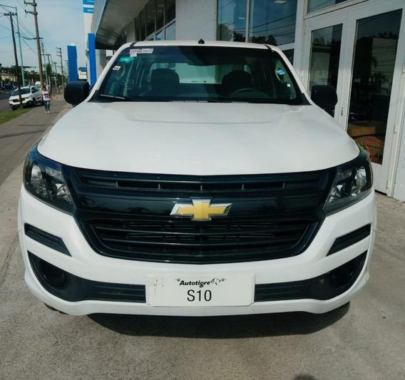 Chevrolet S10 Ls Cd 4x2 My19