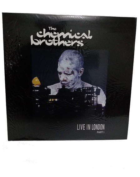 Vinilo Chemical Brothers Live In London Parte 1