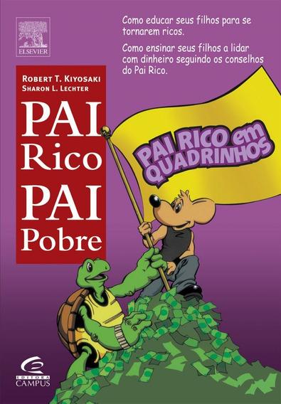 Pai Rico Em Quadrinhos (digital)