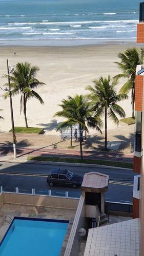 Oportuninade 2 Dorms Na Guilhermina, Frente Mar....aproveita!! - Vant4676