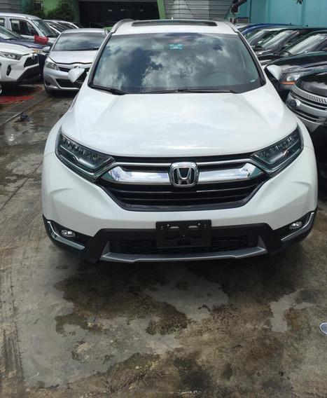 Honda Cr-v Exl 2020