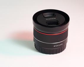 Lente Sony Rokinon 24mm 2.8 Af E-mount