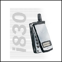 Motorola Nextel Iden I830 Color Plateado Metalizado Version3