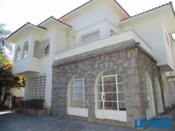 Casa Assobradada - Jardim Paulista - Sp - 473896