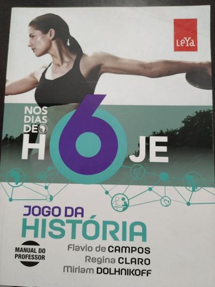 História Nos Dias De Hoje Vol.6 ( Do Professor)