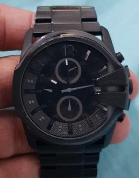 Relógio Masculino Diesel Dz4180 Preto - Menor Preço Do Ml!