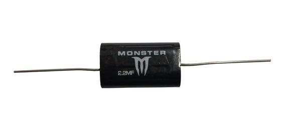 Capacitor Monster Polyester 2.2 Mf P/ Tweeters Puroaudio
