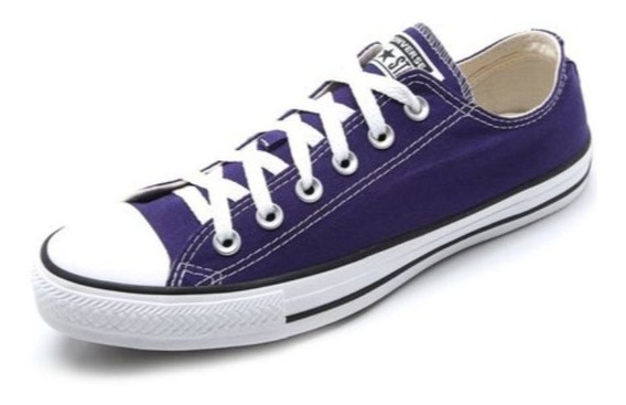Tênis All Star Ct04200028 Roxo Orquidea - Original