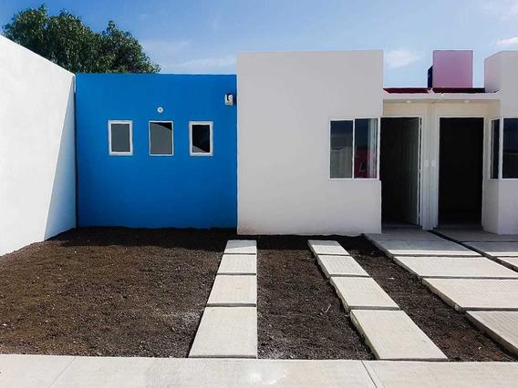 Casas Nuevas De 105m2 De Terreno Con Escritura Incluida