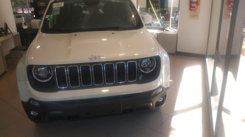 Jeep Renegade Longitud At6!