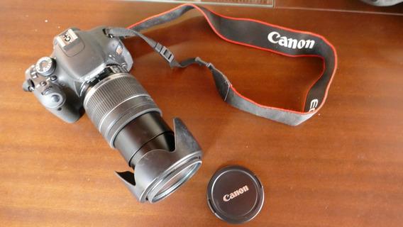 Canon T3i, Menos De 2500 Cliques, 18-200, 50mm(1:1.8) 18-55m