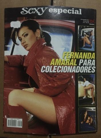 Sexy Especial Fernanda Amaral