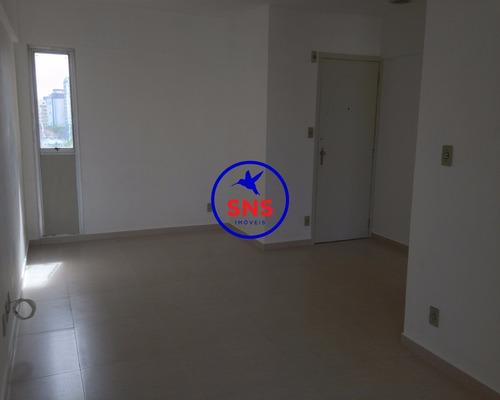 Imagem 1 de 9 de Apartamento - Ap00411 - 2912219